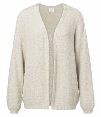 Yaya 101025-912 Structured knitted cardigan.