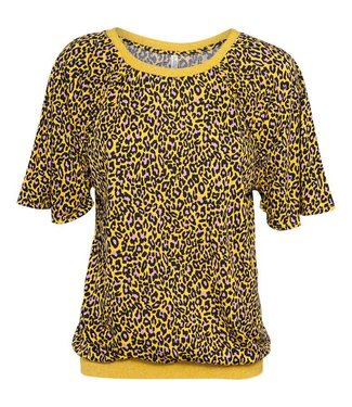 Summum 3s4242-300024 Top leopard print