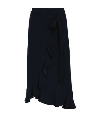 Summum 6s1086-10782 Skirt crepe viscose