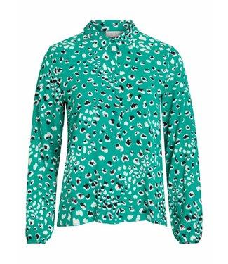 Vila 14051526 Viatta pardas l-s shirt