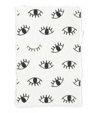 Yaya Home H200054 Postcard Eyes