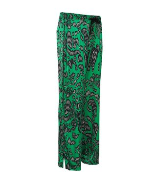 Summum 4s1712-10805 Trousers all over print