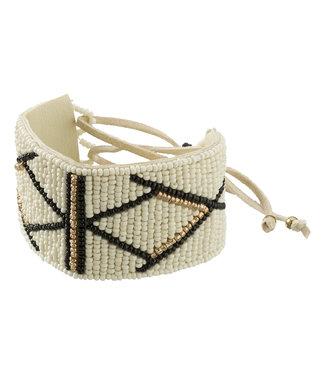 Yaya 133321-913 Beaded bracelet