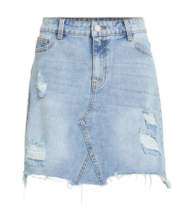 Vila 14051431 Denim skirt