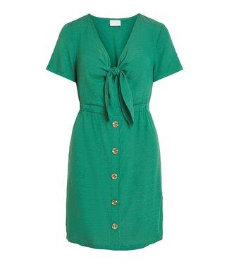 Vila 14053188 Vimani S/S Dress