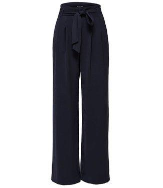 Selected Femme 16067359 Slfjessie hw wide pant b