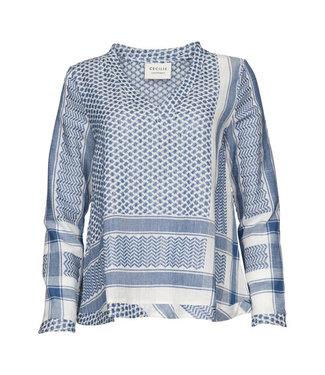 Cecilie Copenhagen Shirt V, No sleeves