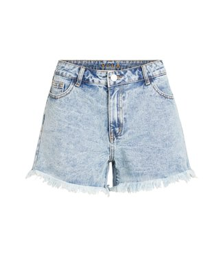 Vila 14053054 Vimory denim shorts