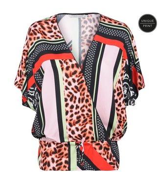 Summum 2s2265-10887 Summer / Top kimono sleeves