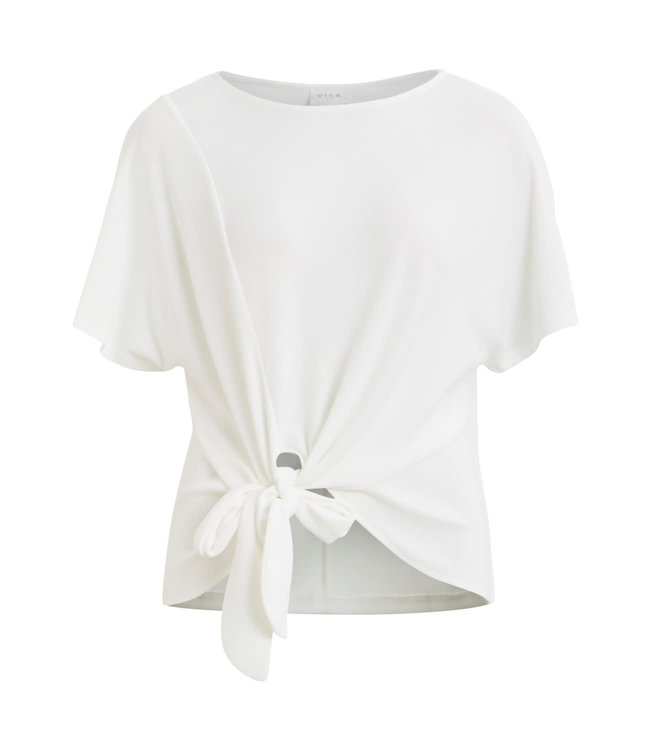 Vila 14052258 Vinamina S/S T-shirt