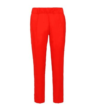 Summum 4s1831-10885 Summer / Trousers crepe viscose