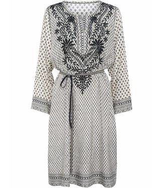 Summum 5s1073-11024 Holidaty / Dress embroidered print