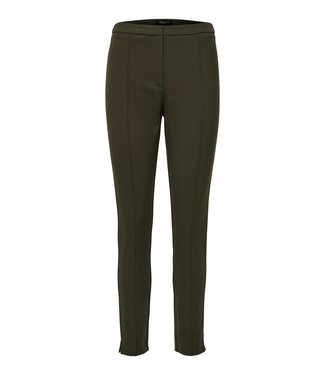 Selected Femme 16068144 slfilue mw pintuck slit pant b