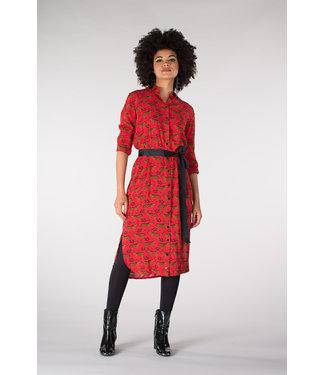 Juffrouw Jansen Adina W19 Long blouse