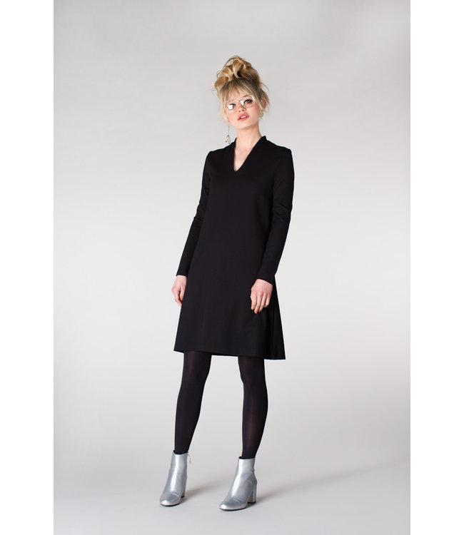 Juffrouw Jansen Bloem W19 aline dress