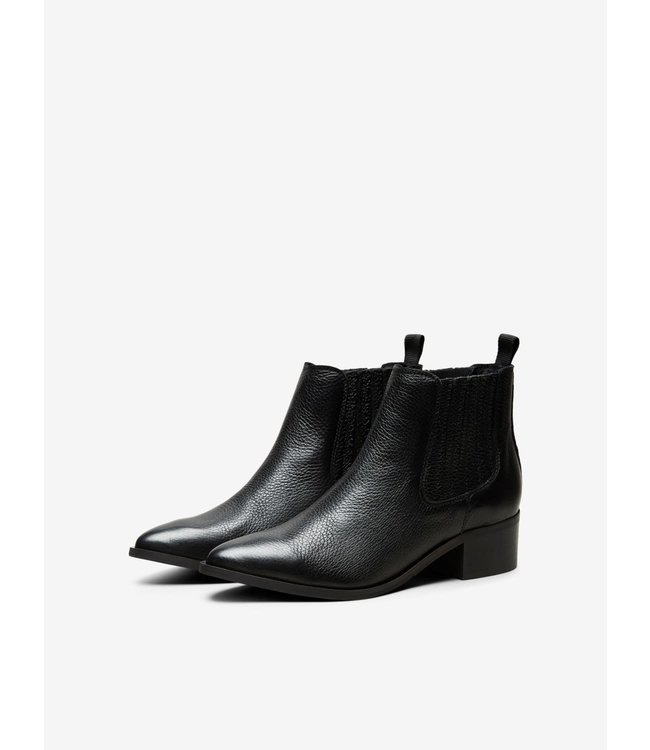 Selected Femme 16066097 Slfelena new leather boot