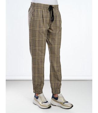 Summum 4s1837-10956 Trousers lurex check