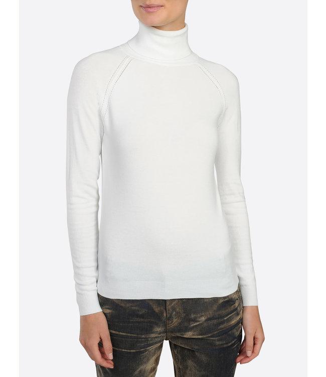 Summum 7s5442-7723 Sweater turtle neck basic knit