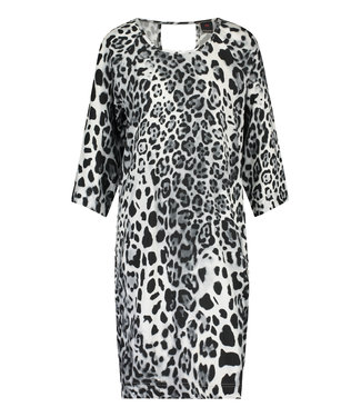 Penn&Ink W19F600 Dress AOP