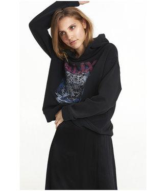Alix 195846292 ladies knitted ALIX hoodie