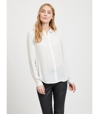 Vila 14051975 VILUCY L/S BUTTON SHIRT - NOOS