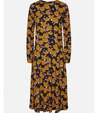 MOSS Copenhagen 14338 Celia Turid LS Dress Aop