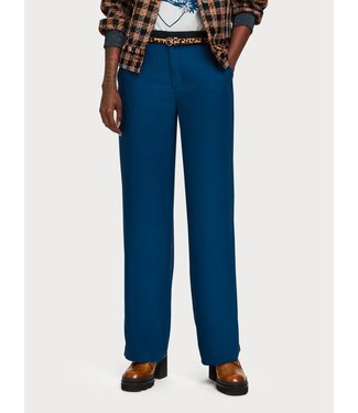 Maison Scotch 152632 Wide leg tailored pants