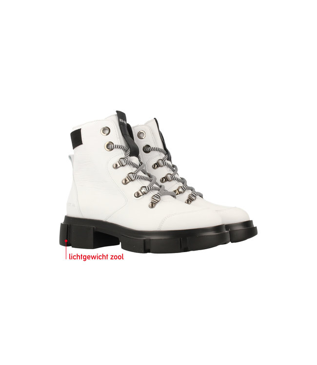 RED-RAG 76620 Women laces boot crocco