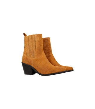 RED-RAG 77034 Women Western Chelsea Boot.