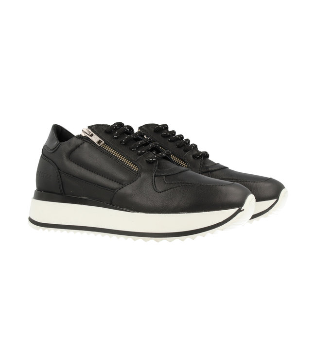 RED-RAG 76646 Women low cut sneaker