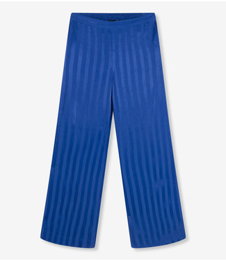 Alix 195130306 ladies woven stripe viscose pants