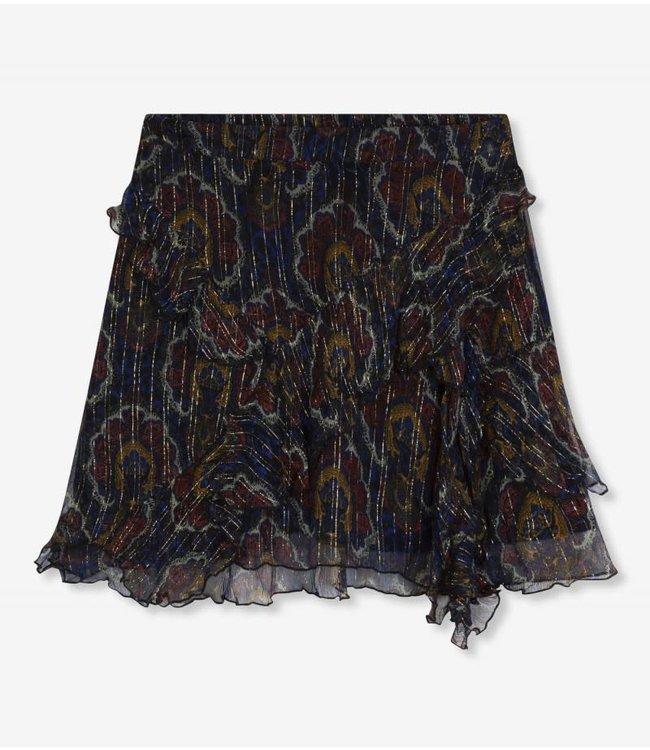Alix the Label 195244274 ladies woven ornament skirt