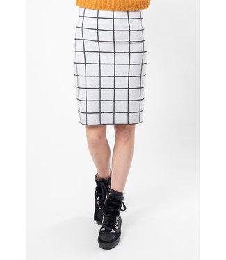 Penn&Ink W19N585 skirt check