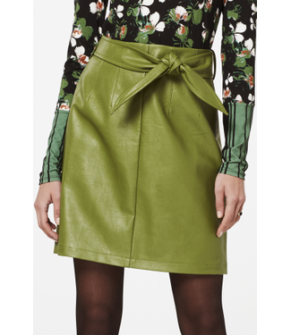 Aaiko Patia Skirt Green