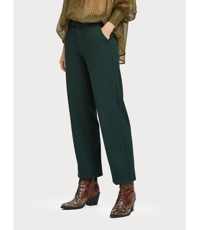 Maison Scotch 152648 Wide leg pants in sweat quality