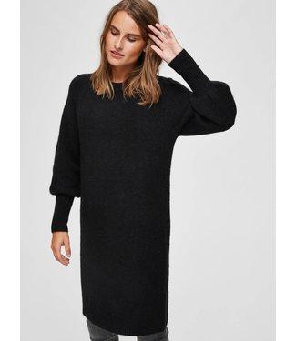 Selected Femme 16070574 SLFKYLIE LS KNIT DRESS B
