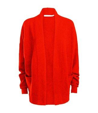 Summum 7s5439-7728 Cardigan cocoon knit