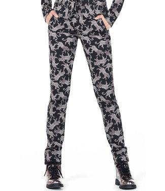 Jane Lushka CG219AW65 Pants AOP Leopard