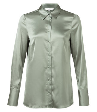 Yaya 110105-923 Satin shirt