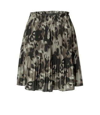 Yaya 140148-923 Wrapped cargo skirt