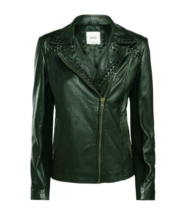 Summum 1s949-11009 Jacket lambs leather