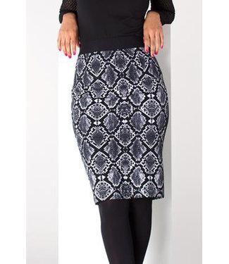 Juffrouw Jansen Alora W-19 hs617 pencil skirt
