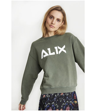 Alix the Label 195846290 Ladies knitted Alix Sweater