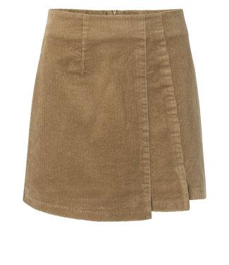 Yaya 140159-924 Corduroy mini skirt