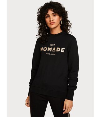 Maison Scotch 150666 Club Nomade basic sweater