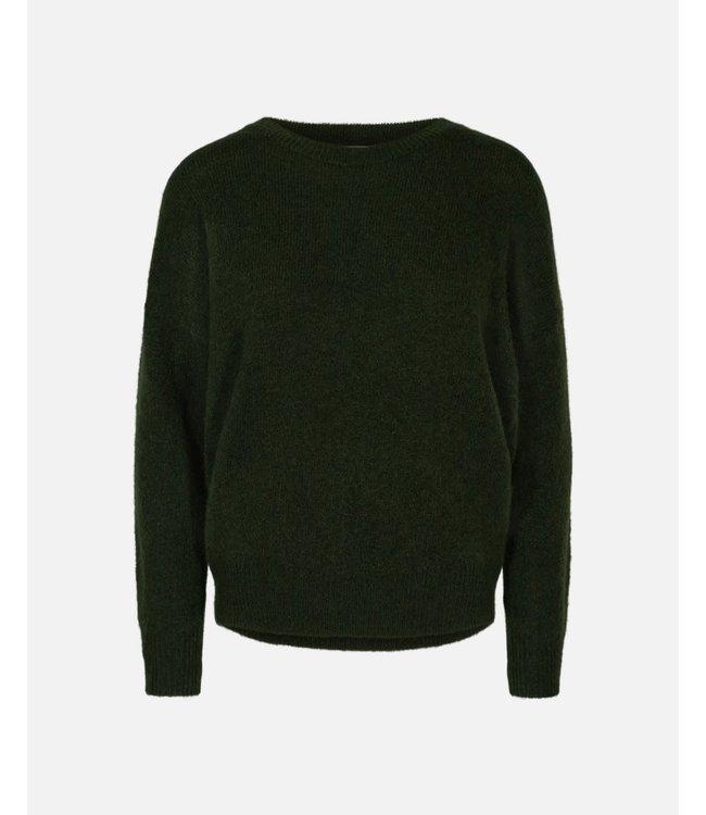 MOSS Copenhagen 10366 Femme Mohair O Pullover