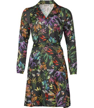 Geisha 97827-20 Dress AOP flower with strap