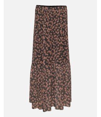MOSS Copenhagen 15278 Haily Mesh Long Skirt AOP