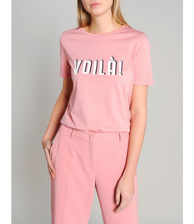Summum Woman 3s4348-30113 Short sleeve voila cotton modal