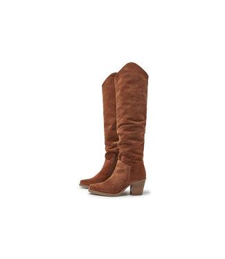 Via Vai 5415064 Anika Thrive Bruine hoge laarzen